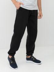 Акция на Спортивные брюки Fruit of the loom Premium 064040036 XL Черные (5000000000296) от Rozetka