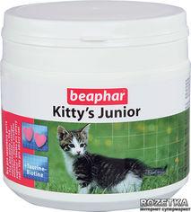 Кормовая добавка Beaphar Kittys Junior +Biotine с биотином для котят 1000 таб (12596) (8711231125968) от Rozetka