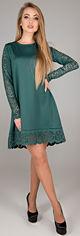 Платье Olis-Style Эрин 3026 48 Зеленое от Rozetka