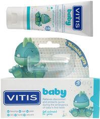 Акция на Гель-мазь для десен Dentaid Vitis Baby 30 мл (8427426054530) от Rozetka