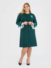 Платье VLAVI 126105 Майя 56 Изумруд от Rozetka
