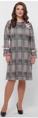 Платье VLAVI Майя 126112 56 Клетка от Rozetka