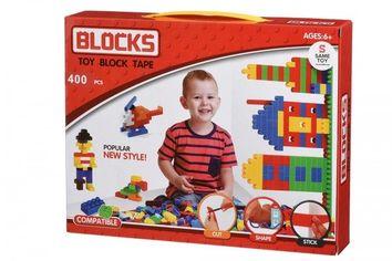 Акция на Конструктор Same Toy Block Tape 400 ед (804Ut) от MOYO