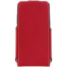 Акция на Чехол RP для Galaxy J120 Flip Case Red от MOYO