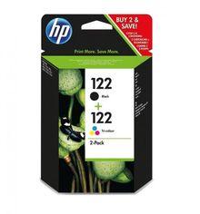 Акция на Картридж струйный HP No.122 Black/Tri-color Combo Pack (CR340HE) от MOYO