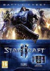 Акция на Игра Starcraft 2 Battlechest (PC, Английский язык) от MOYO
