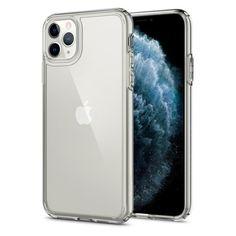 Акция на Чехол Spigen для iPhone 11 Pro Max Ultra Hybrid Crystal Clear от MOYO
