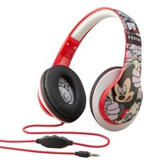 Акция на Наушники eKids/iHome Disney Mickey Mouse Mic от MOYO