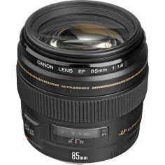Акция на Объектив Canon EF 85 mm f/1.8 USM (2519A012) от MOYO