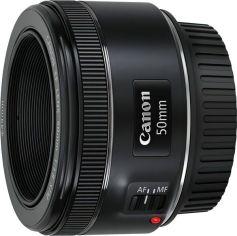Акция на Объектив Canon EF 50 mm f/1.8 STM (0570C005) от MOYO