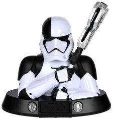 Акция на Портативная акустика eKids/iHome Disney Star Wars Trooper от MOYO