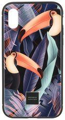 Акция на Чeхол WK для Apple iPhone XS/X WPC-107 Jungle (CL15933) от MOYO