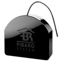 Акция на Двойной релейный выключатель со счетчиком электроэнергии Fibaro Double Switch 2, Z-Wave Plus от MOYO
