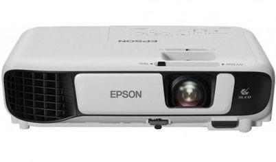 Проектор Epson EB-W42 (3LCD, WXGA, 3600 ANSI lm), WiFi (V11H845040) от MOYO