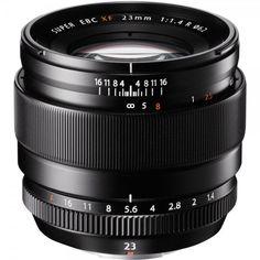 Объектив Fujifilm XF 23 mm f/1.4 R (16405575) от MOYO