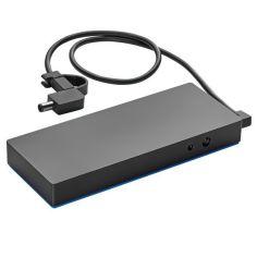 Акция на Портативное зарядное устройство HP 19200 mAh DC, USB-A, USB-C Notebook Power Bank (N9F71AA) от MOYO