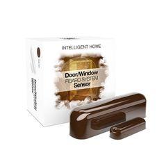Датчик открытия двери/окна шоколадный Fibaro Door/Window Sensor Dark chocolate от MOYO