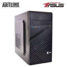 Акция на Системный блок ARTLINE Home H53 (H53v05) от MOYO