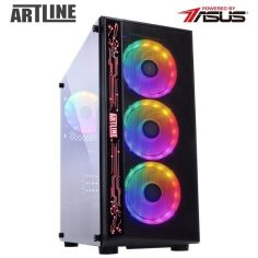 Акция на Cистемный блок ARTLINE Gaming X65 v16 (X65v16) от MOYO