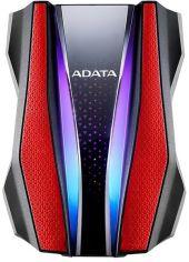 """Жесткий диск ADATA 2.5"""" USB 3.2 1TB HD770G Black/Red (AHD770G-1TU32G1-CRD) от MOYO"""