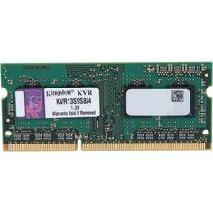 Акция на ПамятьдляноутбукаKingstonDDR313334GB1.5V (KVR13S9S8/4) от MOYO
