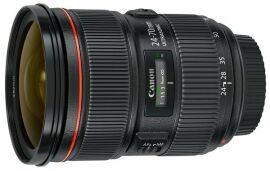 Акция на Объектив Canon EF 24-70 mm f/2.8L II USM (5175B005) от MOYO