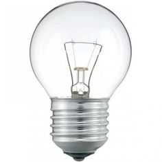 Лампа накаливания Philips E27 60W 230V P45 CL 1CT/10X10F Stan (926000005857) от MOYO