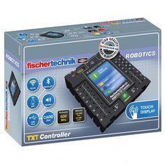Акция на Контроллер fischertechnik ROBOTICS TXT (FT-522429) от MOYO