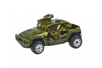 Акция на Машинка Same Toy Model Car Армия БРДМ в коробке (SQ80992-8Ut-5) от MOYO