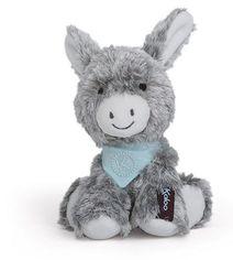 Акция на Мягкая игрушка Kaloo Les Amis Ослик серый 19 см в коробке (K963121) от MOYO