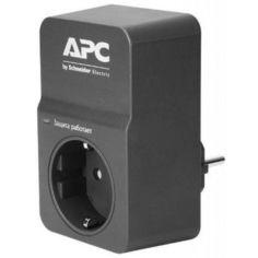 Сетевой фильтр APC Essential SurgeArrest 1 outlet, Black (PM1WB-RS) от MOYO