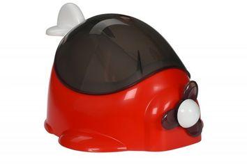 Детский горшок QCBABY САМОЛЕТ красный (QC9905red) от MOYO