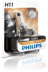 Лампа галогеновая Philips H11 Vision (12362PRB1) от MOYO