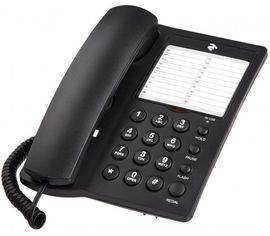 Телефон шнуровой 2E AP-310 Black от MOYO