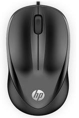Акция на Мышь HP Wired 1000 USB Black (4QM14AA) от MOYO