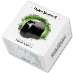 Умное реле Fibaro Roller Shutter 3 Z-Wave 230V черный (FGR-223) от MOYO