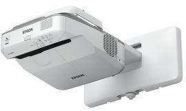 Акция на Ультракороткофокусный интерактивный проектор  Epson EB-680Wi (3LCD, WXGA, 3200 Lm) (V11H742040) от MOYO