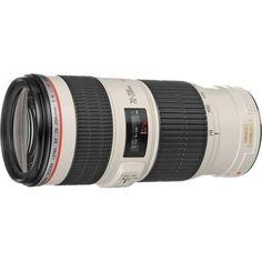 Объектив Canon EF 70-200 mm f/4L IS USM (1258B005) от MOYO