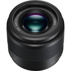 Акция на Объектив Panasonic Lumix G 25 mm f/1.7 ASPH. (H-H025ME-K) от MOYO
