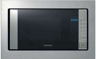 Акция на Встраиваемая микроволновая печь Samsung FW77SUT/BW от MOYO