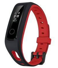 Акция на Фитнес-браслет Honor Band 4 Running (AW70) Black Red от MOYO