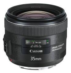 Объектив Canon EF 35 mm f/2.0 IS USM (5178B005) от MOYO