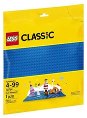 Акция на Конструктор LEGO Classic Базовая пластина синего цвета (10714) от MOYO