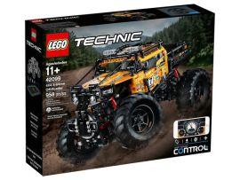 Акция на Конструктор LEGO Technic Экстремальный внедорожник 4X4 (42099) от MOYO