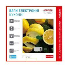 Весы кухонные Ardesto SCK-893LEMON от MOYO