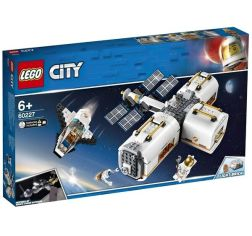 Конструктор LEGO City Космическая станция на Луне (60227) от MOYO
