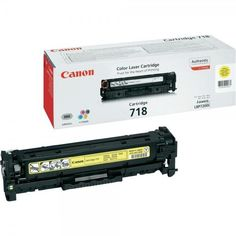 Акция на Картридж лазерный Canon 718 LBP-7200/MF-8330/8350 yellow (2659B002) от MOYO