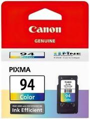 Акция на Картридж струйный CANON CL-94 PIXMA Ink Efficiency E514 Color (8593B001) от MOYO