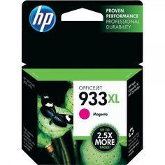 Акция на Картридж струйный HP No.933 XL OJ 6700 Premium Magenta (CN055AE) от MOYO