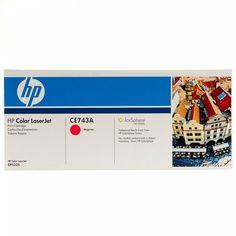 Акция на Картридж лазерный HP CLJ CP5220 series magenta (CE743A) от MOYO